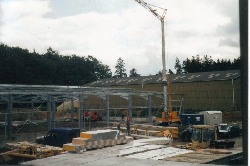 Blieske Lager Halle 2 2000