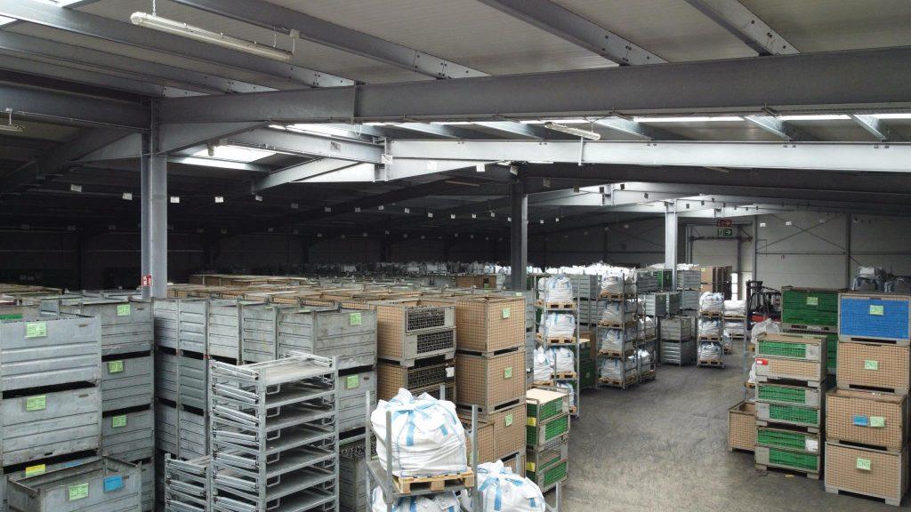 Blieske Spedititon & Lagerung - Lagerhallen