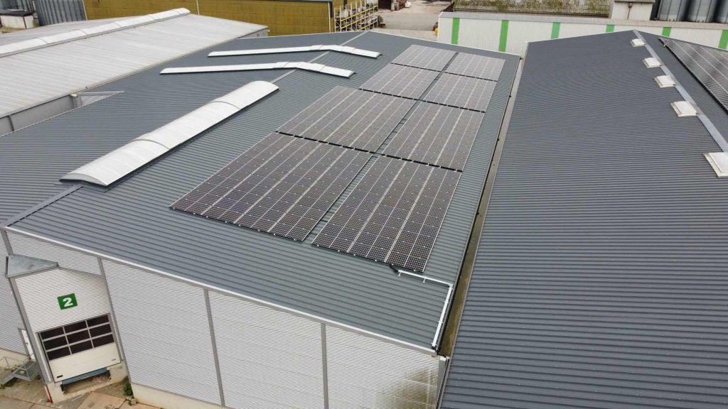 Blieske Spedititon & Lagerung - Photovoltaik